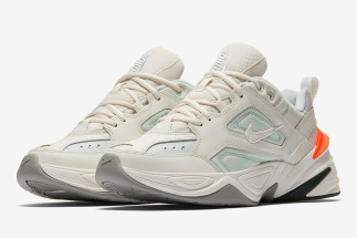 """0783e466766 The Nike M2K Tekno In The """"Phantom"""" Colorway Is Releasing Soon For Men"""
