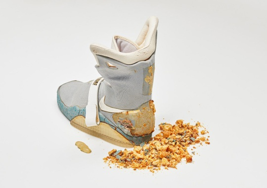 Original Nike Mag Sells For Over $90,000
