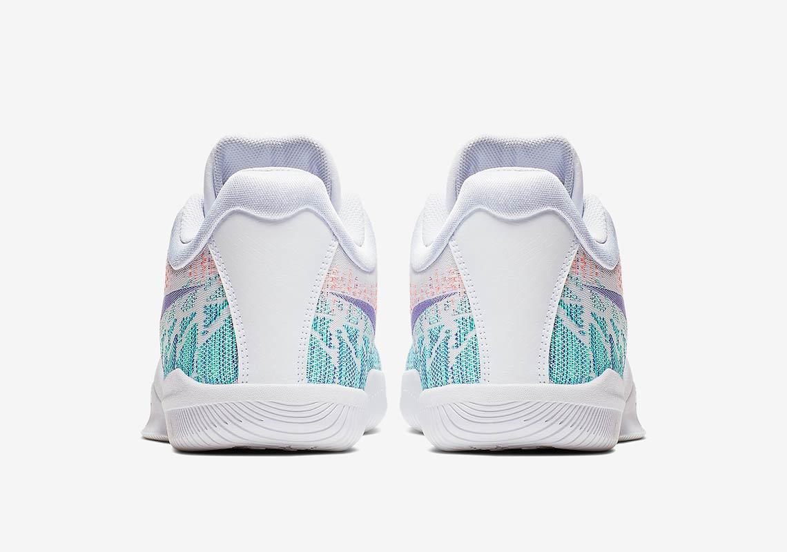 Nike Mamba Rage 9098972-140 Kobe Bryant