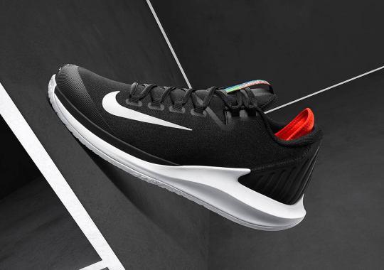 NikeCourt Unveils The Zoom Zero Tennis Shoe