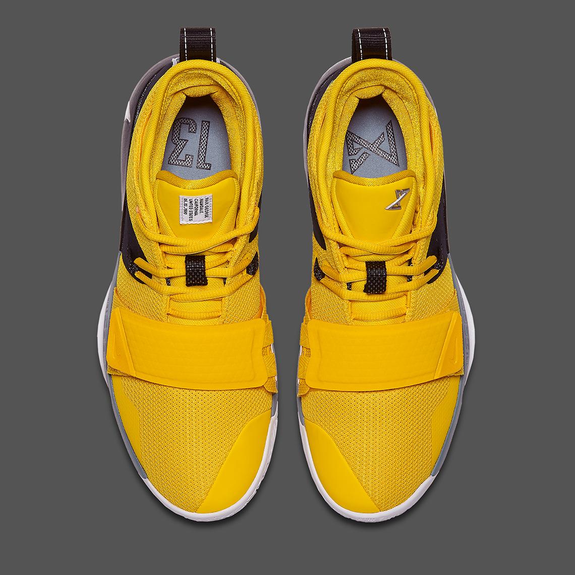 newest 8c25e 8f2bd Nike PG 2.5 Amarillo Chrome Black BQ8452-700 | SneakerNews.com