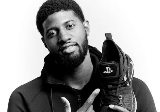 Nike And Paul George Are Releasing Another Playstation Shoe