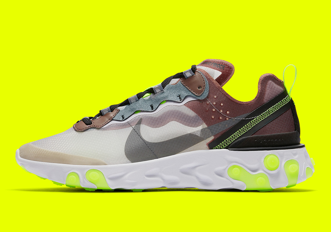 c0caa8a2a5e0 Nike React Element 87. Release Date  August 14