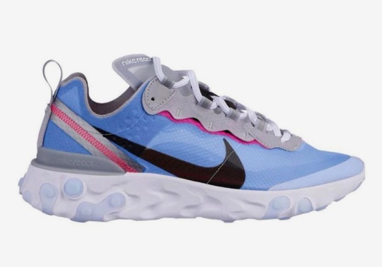 Nike React Element 87 Preview For 2019