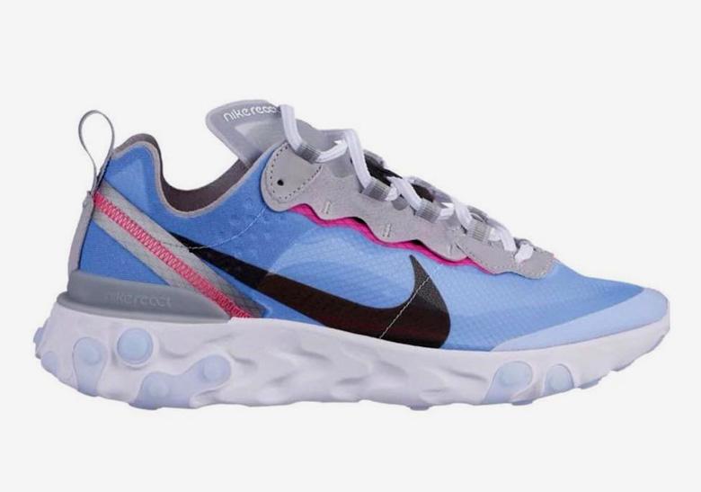 new arrivals b79b0 f127d Nike React Element 87 AQ1090-101 AQ1090-400   SneakerNews.com
