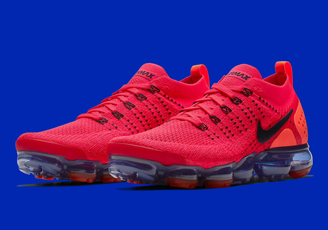 "ee032d3510423 Nike Vapormax Flyknit 2 ""Spiderman"" Drops On July 19th"
