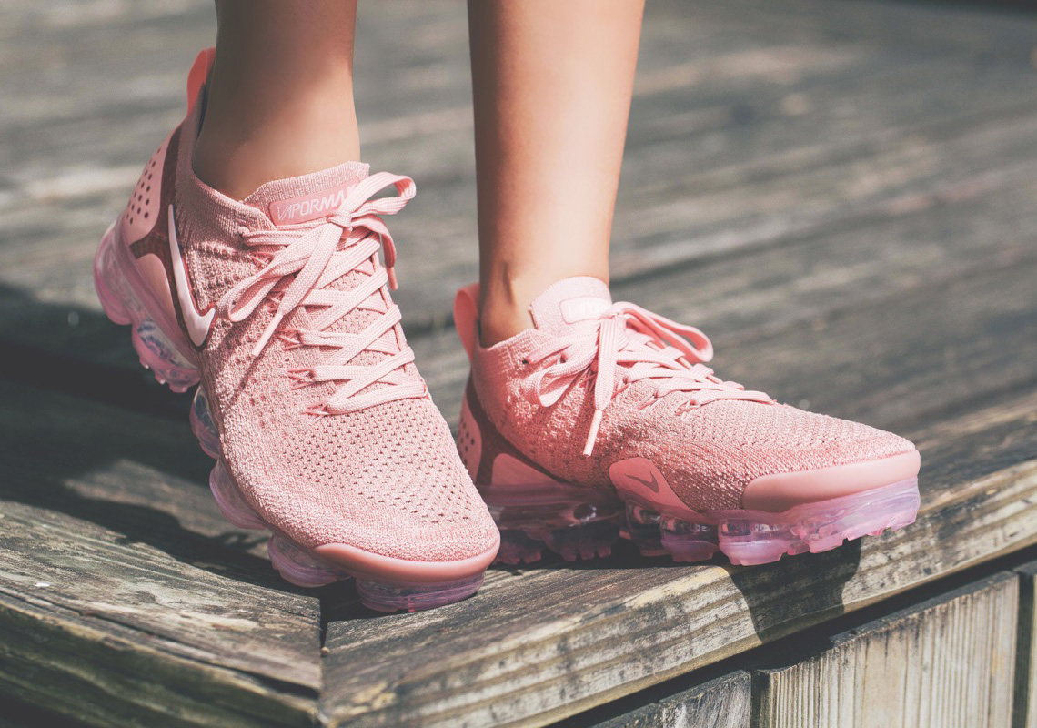 crazy price exquisite style aliexpress Nike Vapormax 2.0 942843-600 Rust Pink Buy Now | SneakerNews.com