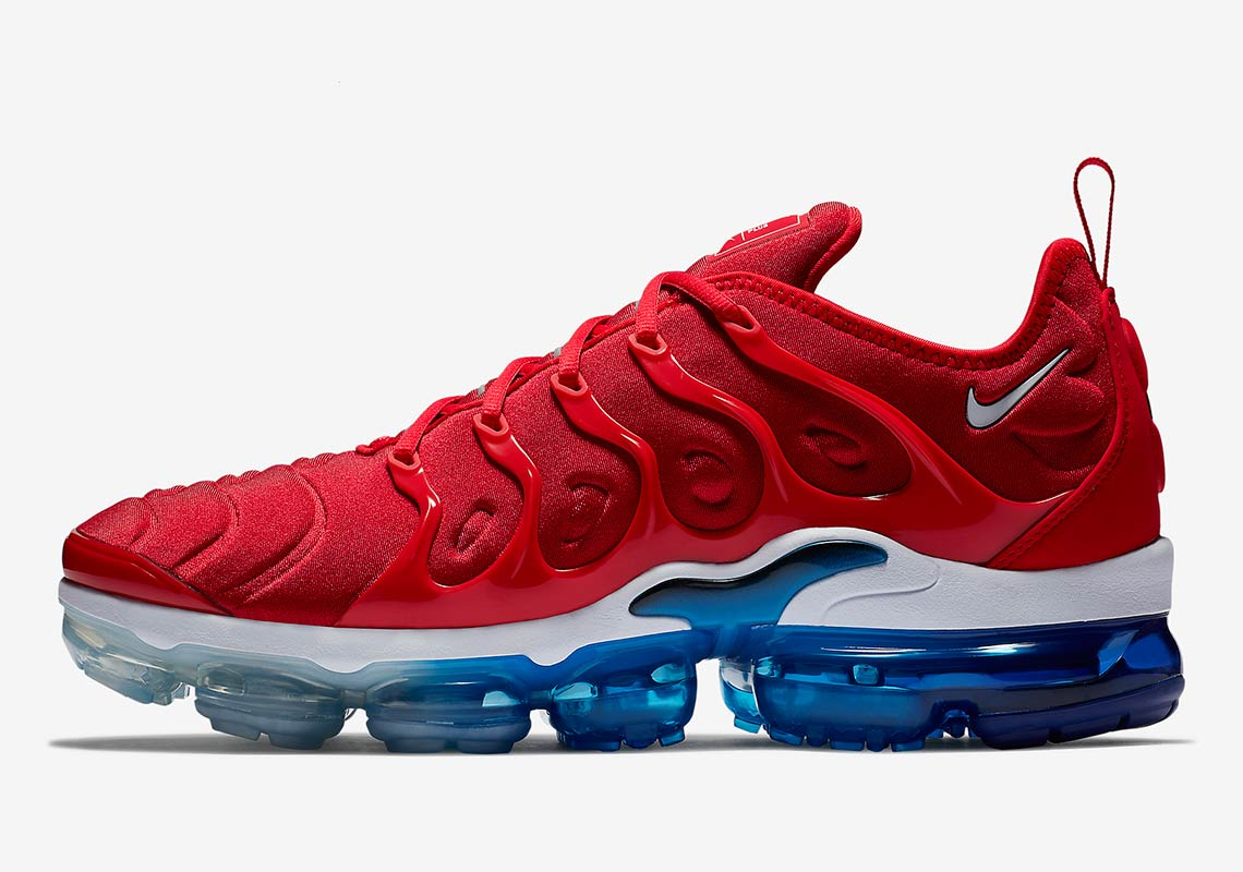 info for b6f6f 88cd0 Nike Vapormax Plus AVAILABLE AT Foot Locker190. Color Tea BerryBordeauxTea  BerryMetallic Silver
