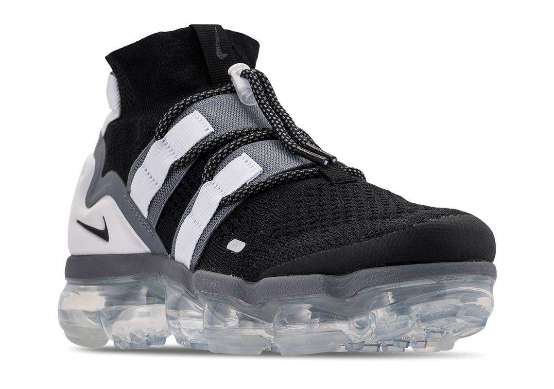 finest selection 8152e 4314a Nike Vapormax Utility Black/White AH6843-003 Release Info ...