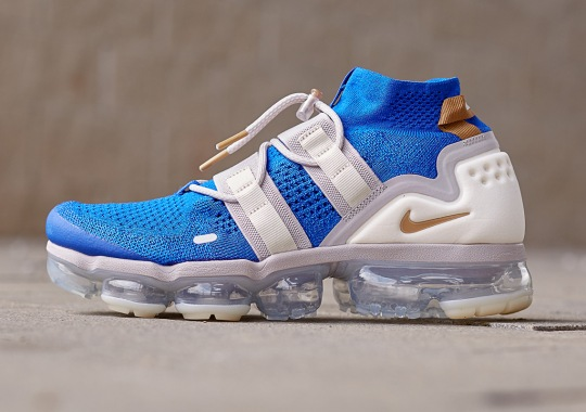 """Nike Vapormax Utility """"Racer Blue"""" Is Coming Soon"""