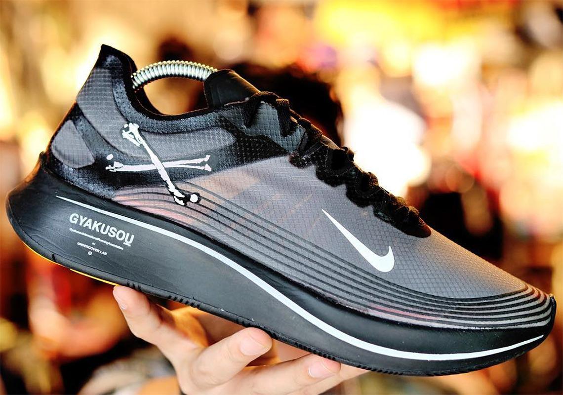 Nike Gyakusou Zoom Fly SP First Look | SneakerNews.com