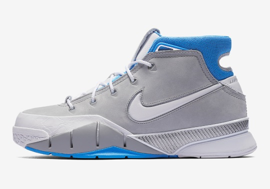 "Nike Zoom Kobe 1 Protro ""MPLS"" Releases On July 10th On SNKRS"