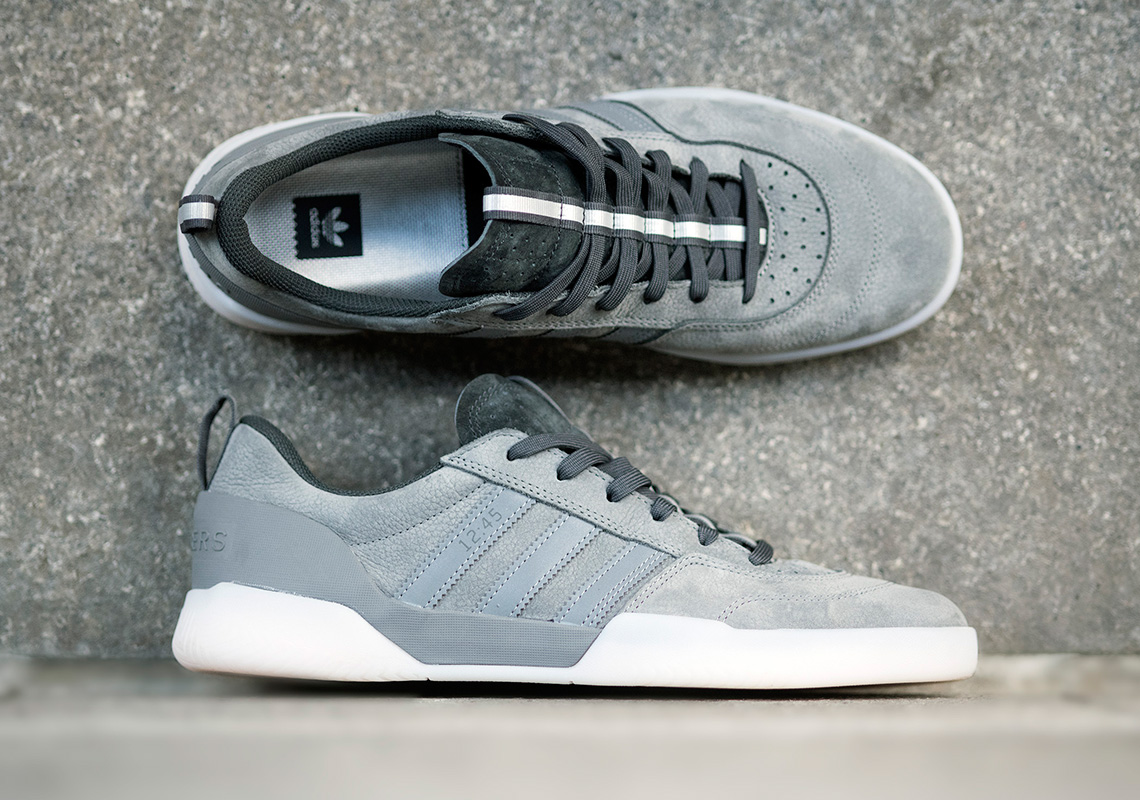buy online 00f2a 4497c Numbers Edition Skateboarding And adidas To Release Limited Capsule  Collection