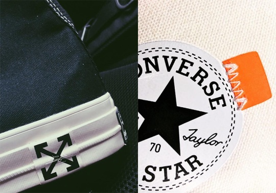 Is Virgil Abloh Releasing Another Off-White x Converse Chuck Taylor?