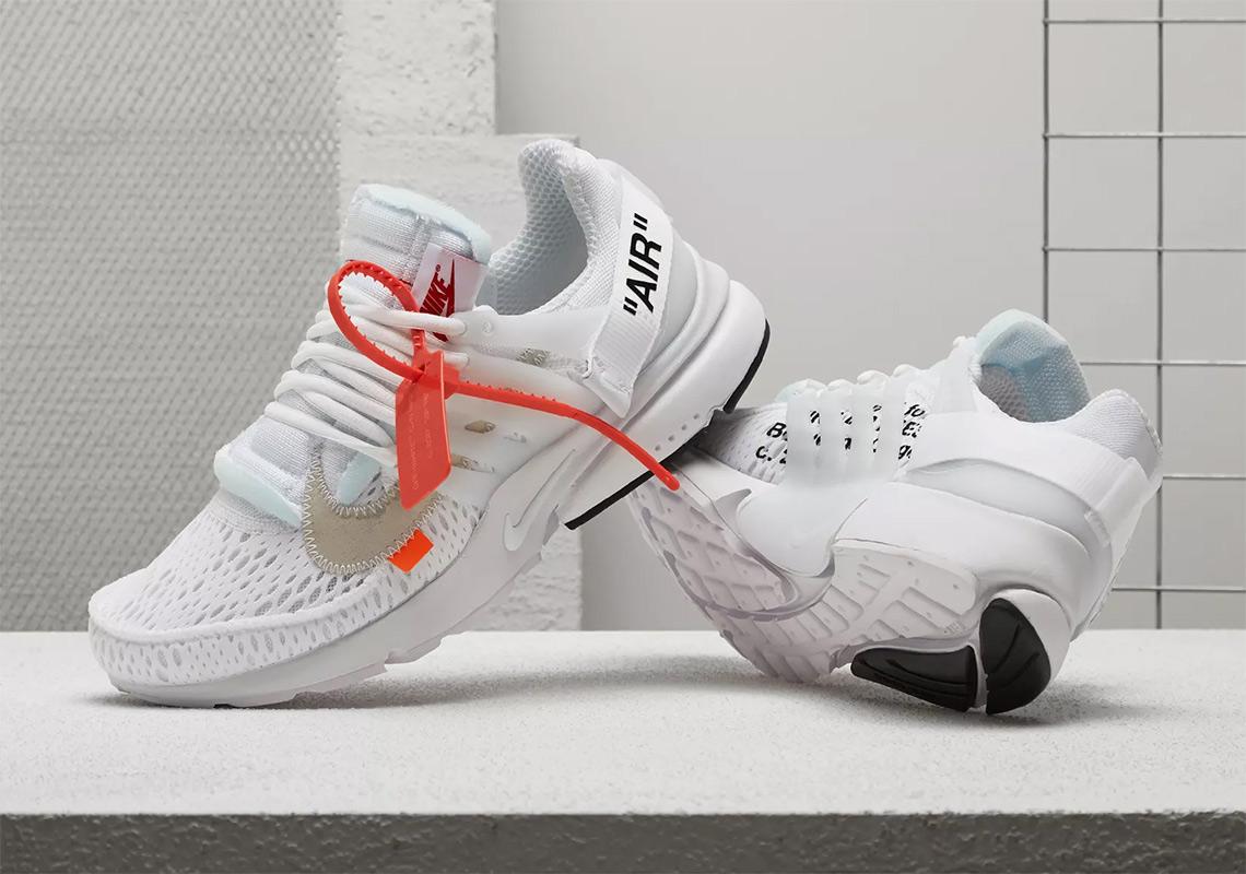 """496778d309053 Where To Buy  Off-White x Nike Presto """"Polar Opposites – White"""""""