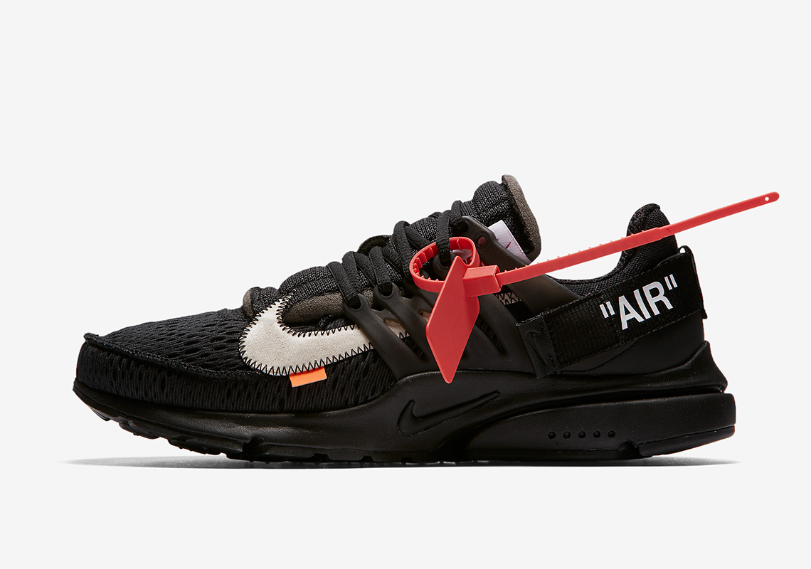 060b32d9a7 ... out this summer with the black pair arriving July 27th, while the white  pair releases a week later on August 3rd. Advertisement. Off-White x Nike  Presto