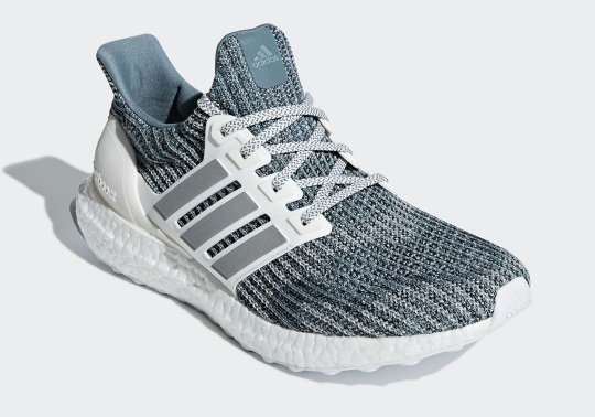 Another Parley x adidas Ultra Boost Is In The Works For This Fall