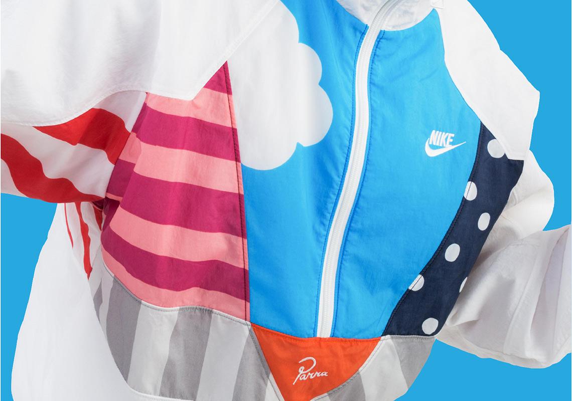 5eae2653fbc Parra x Nike Zoom Spiridon Release Date  July 21st