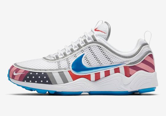 the best attitude b8527 db058 Parra And Nike Color Up The Zoom Spiridon For Upcoming Collaboration