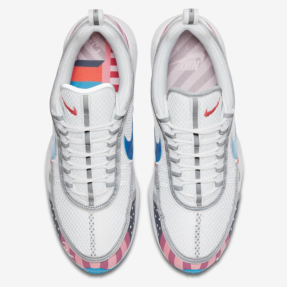 1325b89f7bb4 Parra Nike Zoom Spiridon AV4744-100 Release Info