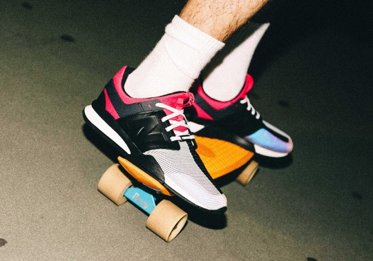 "PHANTACi And New Balance Present A ""New Born"" Collaboration With The 247 v2"