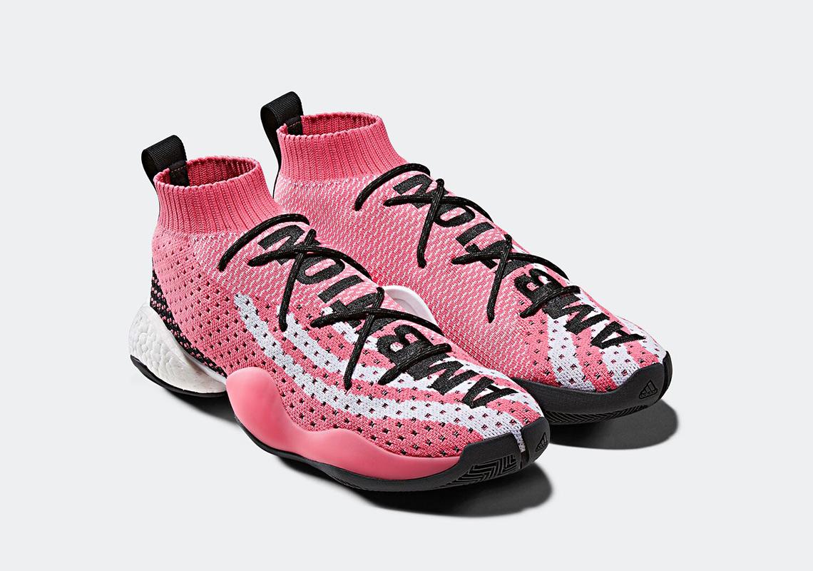 52fd303c1 Pharrell x adidas Crazy BYW