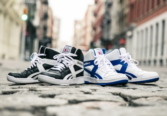 Reebok Brings Back The Rugged BB5600 In Original Colorways