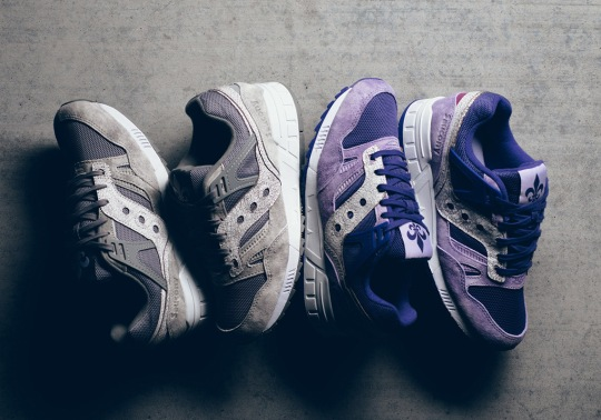 "The Saucony Grid SD ""Garden District"" Pack Is Available Now"
