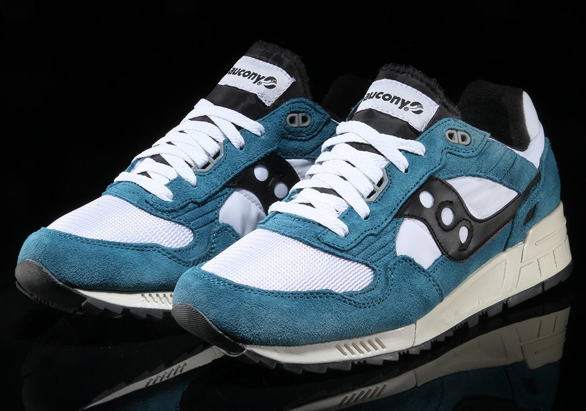 Saucony Releases A Shadow 5000 Vintage