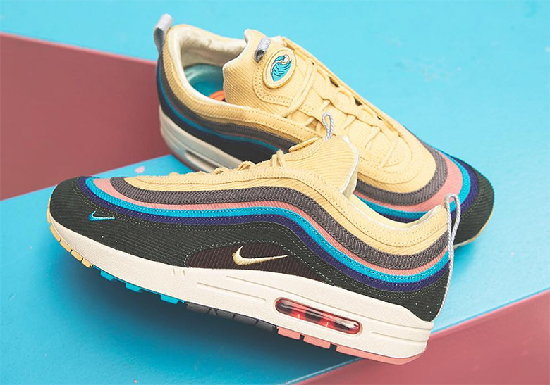 df88543be99a Sean Wotherspoon Air Max 97 1 Foot Patrol Restock Info