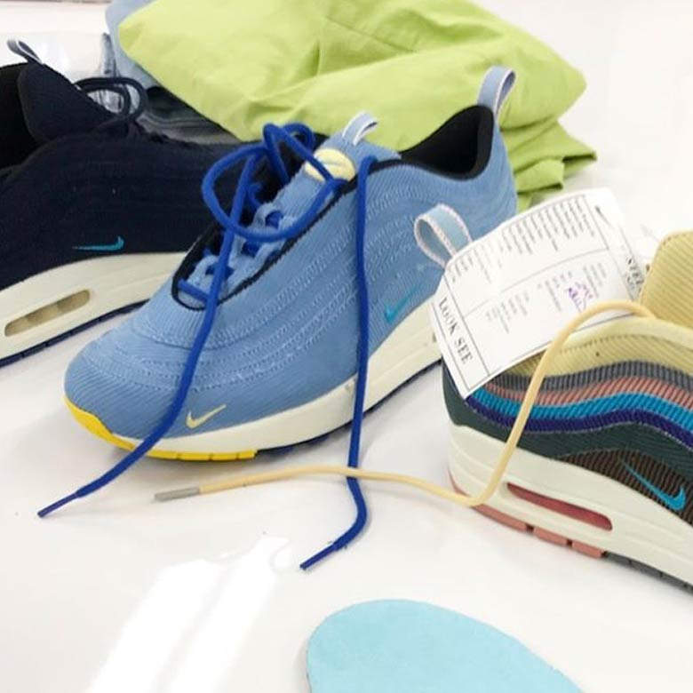 the latest e07ee f022b Sean Wotherspoon Nike Air Max 97/1 Sample Photos ...