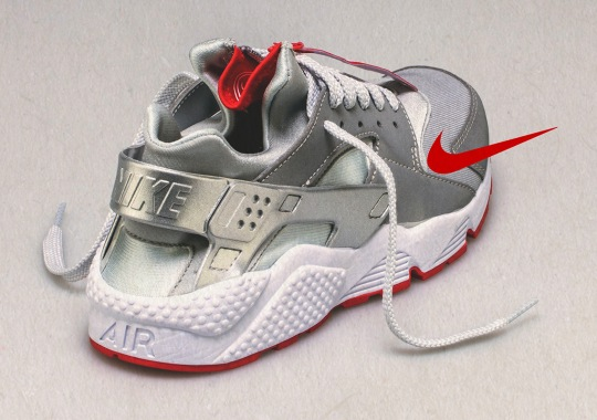 d4bff8c3f07 Shoe Palace Continues 25th Anniversary Celebration With Nike Air Huarache  Zip Collaboration