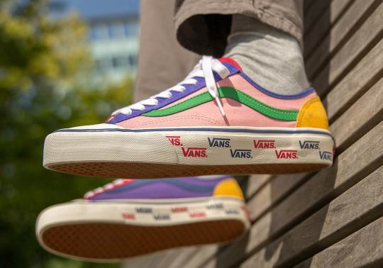 """Vans And size? Team Up For A """"Factory Floor"""" Style 36"""