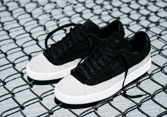"STAMPD Reveals Upcoming Puma Suede ""88-18"""