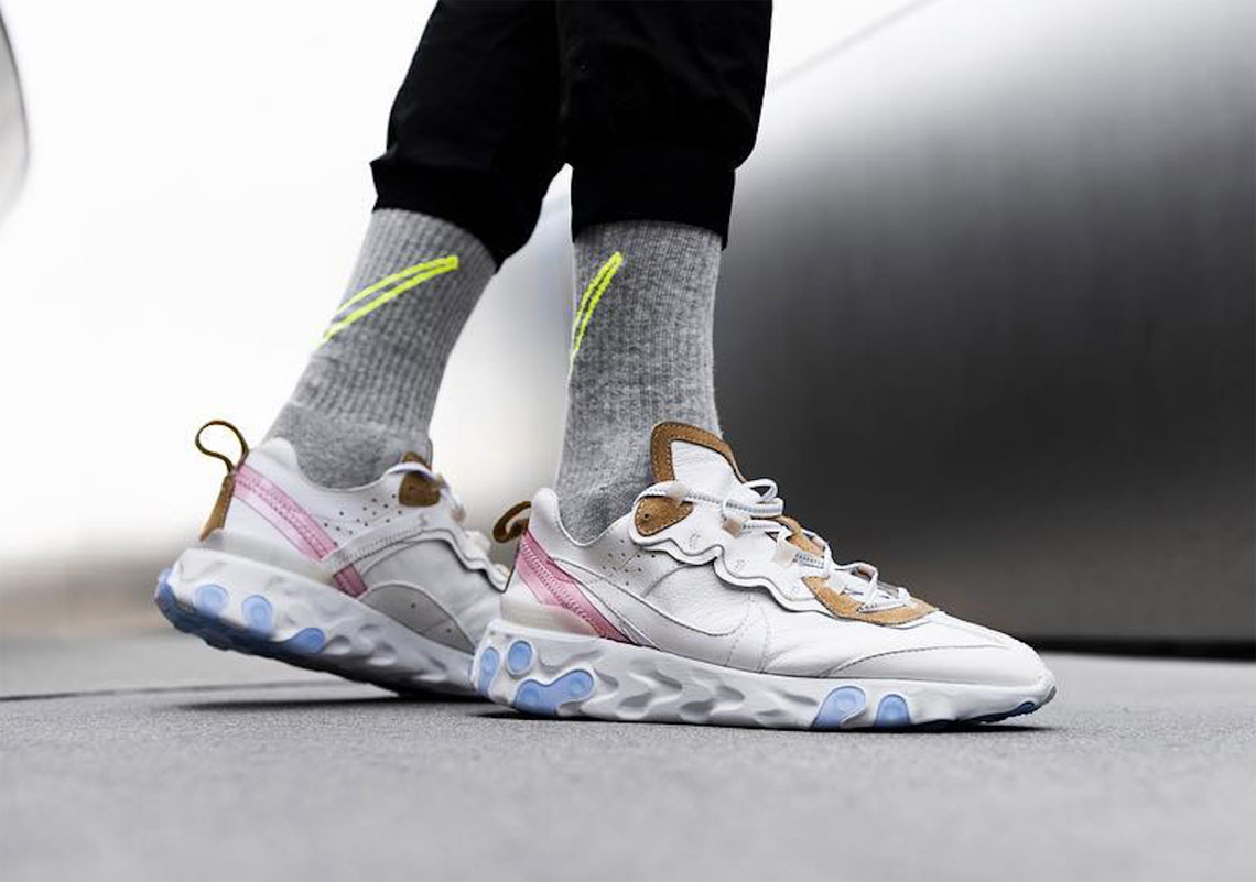 2373192d06 Unfortunately, this custom React Element 87 was sold on the Shoe Surgeon's  website yesterday, but enjoy a detailed look below and tell us what you  think.