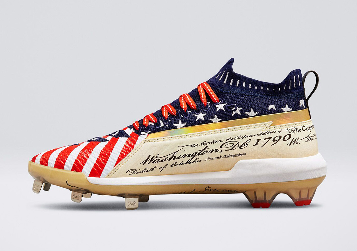 Bryce Harper Under Armour All Star Weekend Cleats