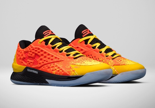 Under Armour Brings Back The Curry 1 Low For The MLB All-Star Game