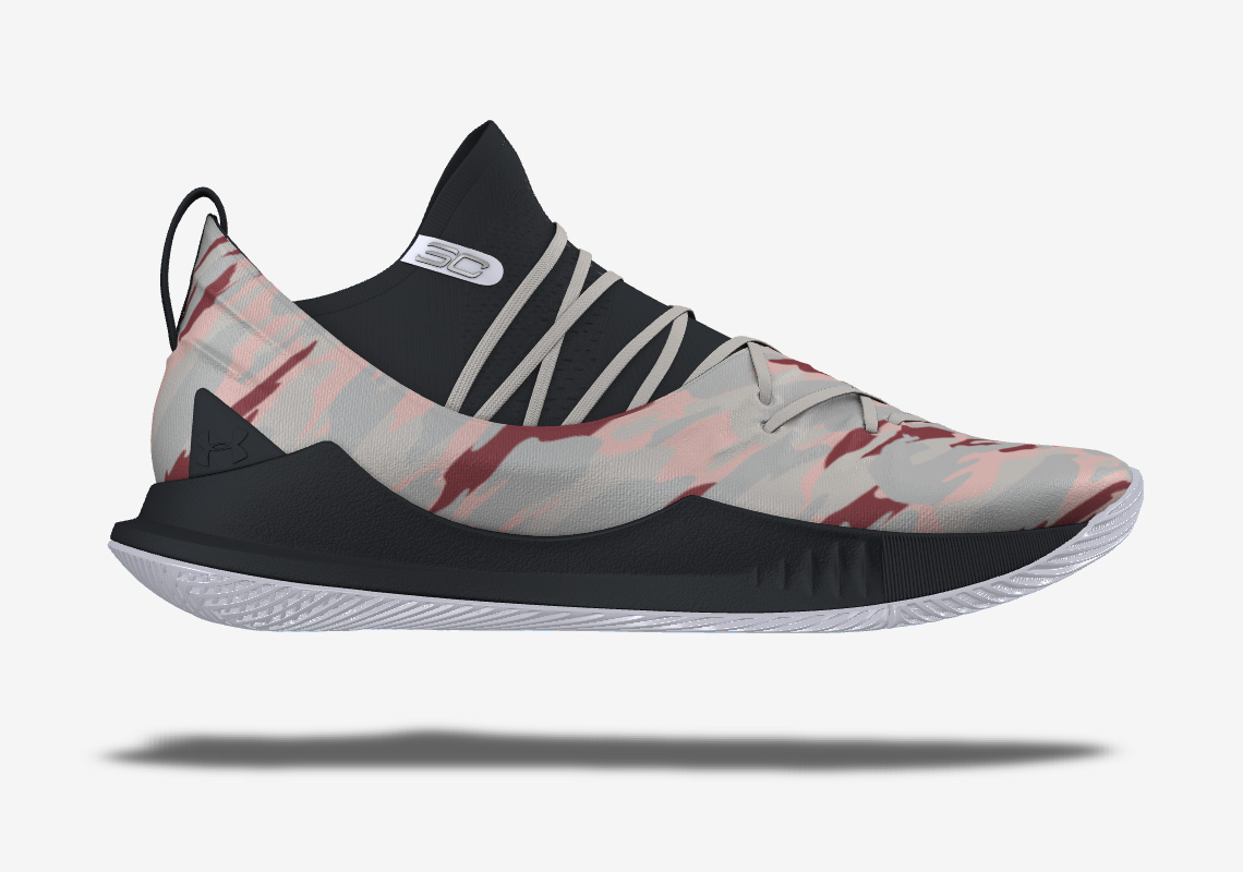084c011f704f Can You Design The Best UA Curry 5 Colorway On ICON