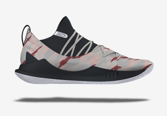 Can You Design The Best UA Curry 5 Colorway On ICON?
