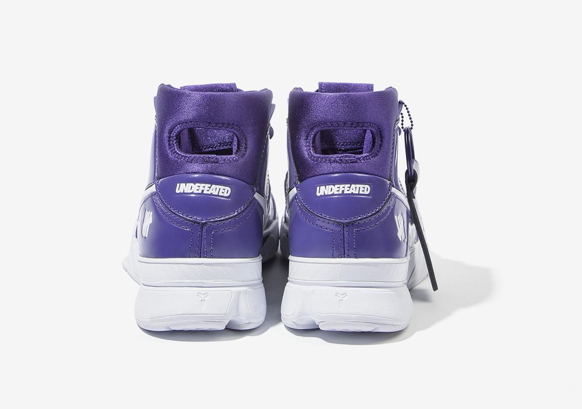 b1ffb03b96c2 UNDEFEATED Hong Kong Nike Kobe 1 Protro Purple
