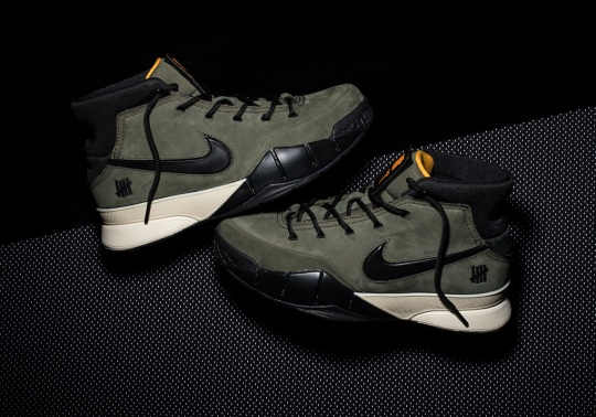 "How To Get UNDEFEATED x Nike Zoom Kobe 1 Protro ""Flight Jacket"""