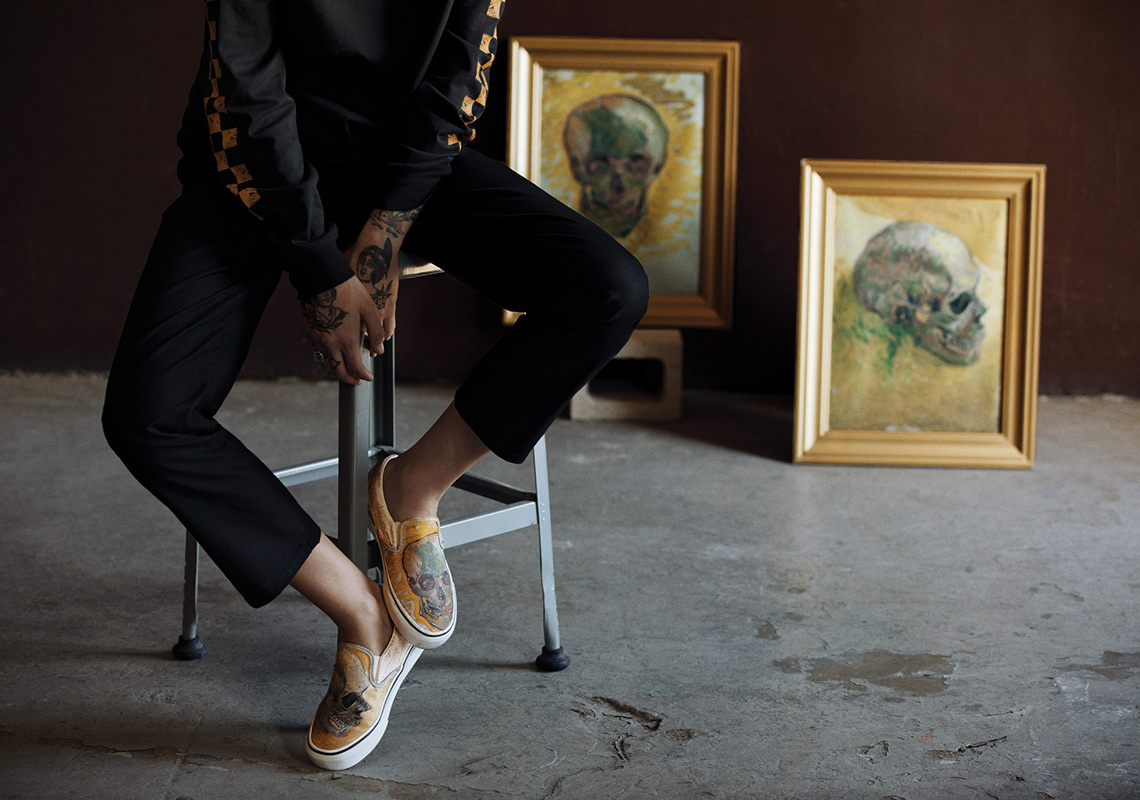 2daecb23c1 Where To Buy  Vans Van Gogh Collection