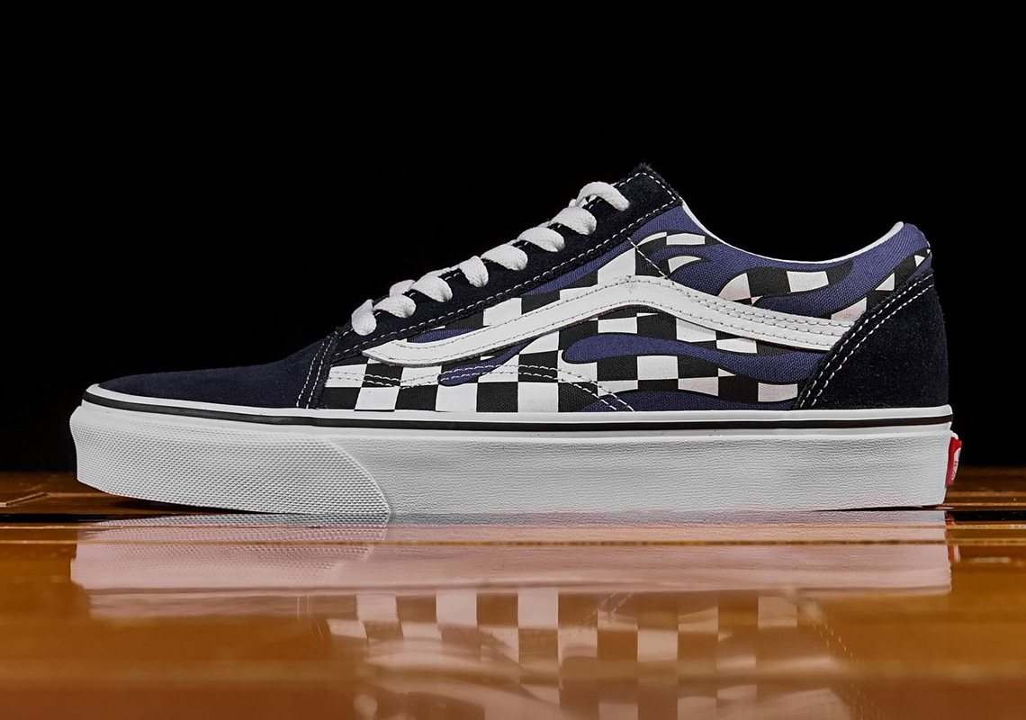 "164de8f49c8 The Vans ""Checker Flame"" Pack Is Available Now"