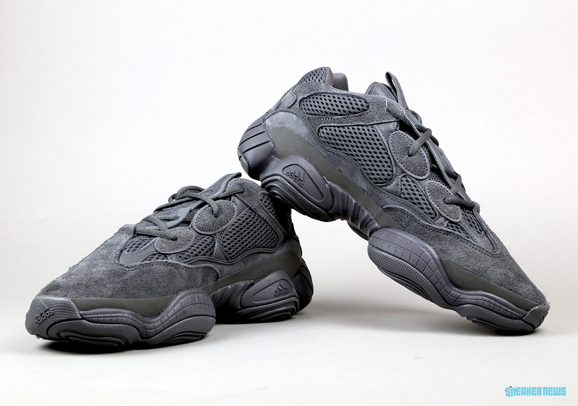 adidas Mens Yeezy 500