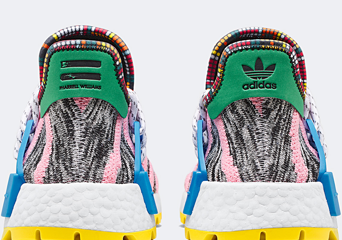 ca7fa82a0 Pharrell adidas Solar Hu NMD Shoes Buyers Guide
