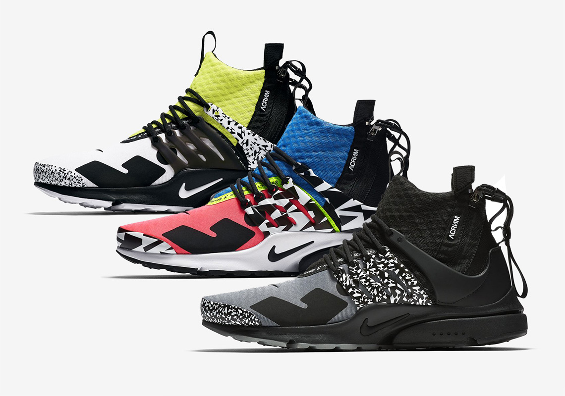 san francisco 2a09d 36558 ACRONYM's Next Nike Presto Mid Collaboration Is Revealed ...
