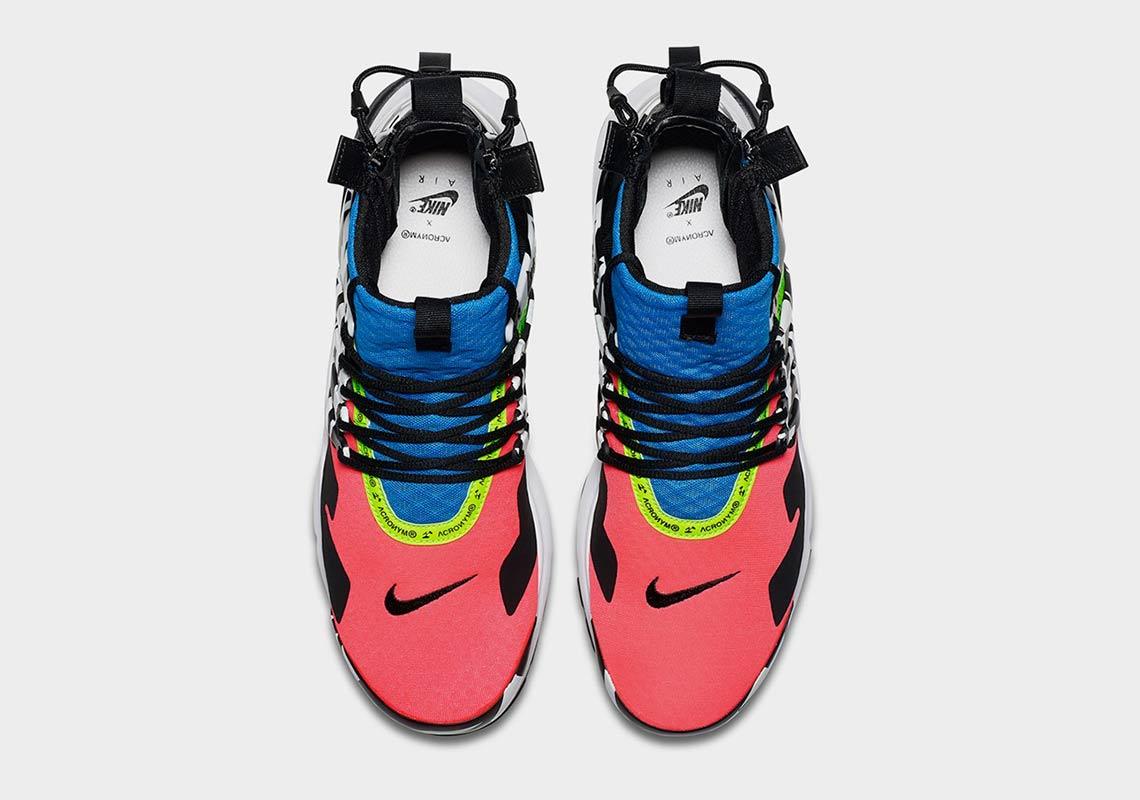 lowest price f8cfc ff2ab Where To Buy Nike ACRONYM Nike Presto   SneakerNews.com
