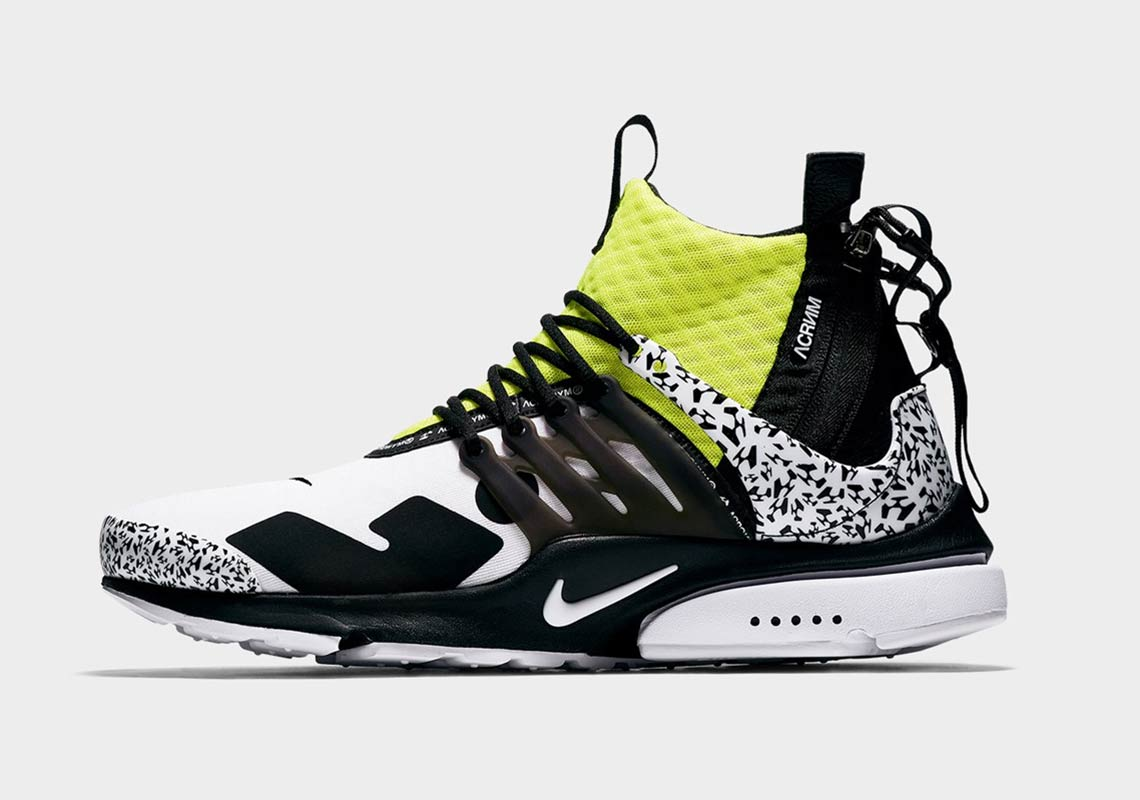 Where To Buy Nike ACRONYM Nike Presto |