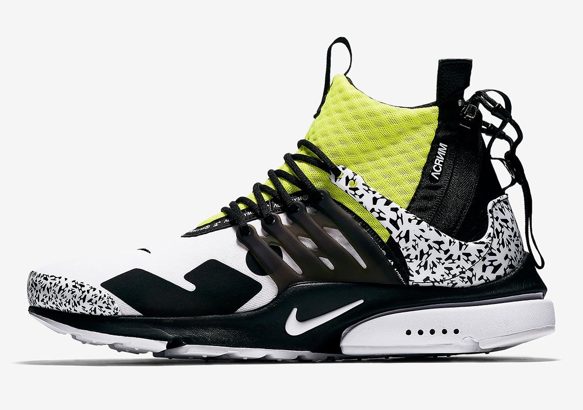 a52953904dc ACRONYM s Next Nike Presto Mid Collaboration Is Revealed ...