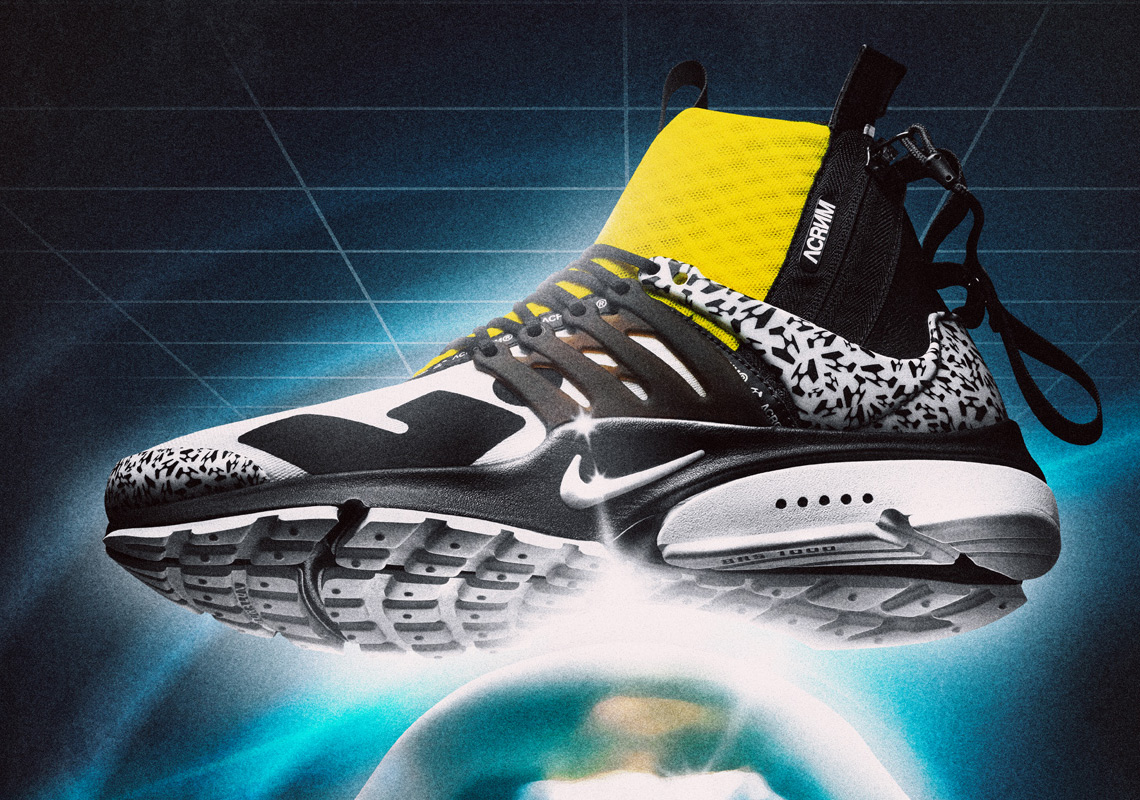 421a73e11265b The ACRONYM x Nike Presto Mid Releases On September 20th